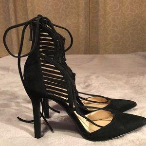 Jessica Simpson Shoes - Jessica Simpson suede heels